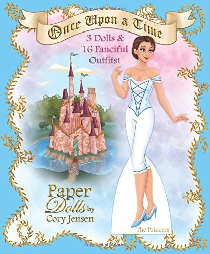 (Once Upon a Time Paper Dolls )