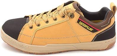 Brode Steel-Toe Work Shoe