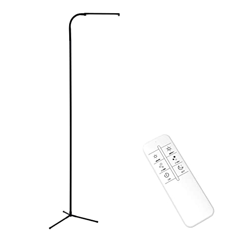 YOUKOYI F9 Modern LED Touch Floor Lamp For Living Room Bedroom Standing Reading Lamps Dimmable