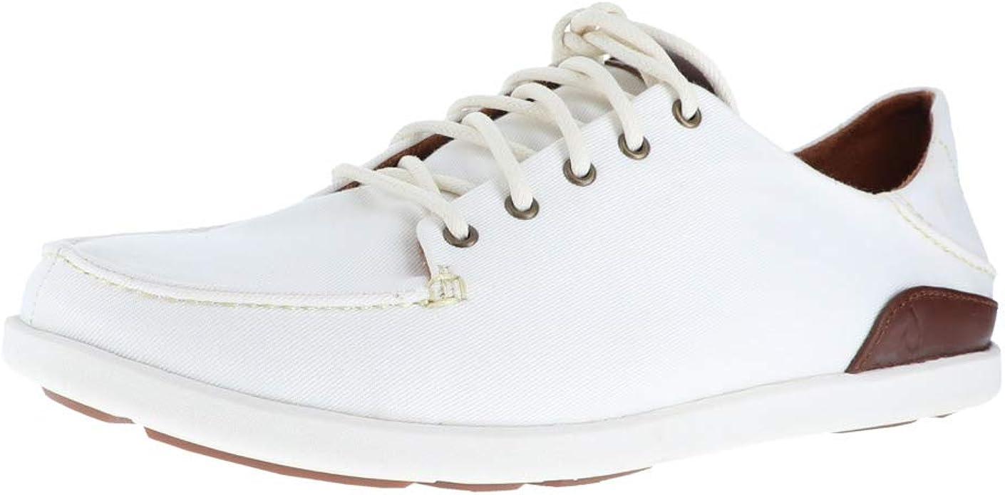 OLUKAI Mens Manoa Slip-On Shoes