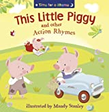 THIS LITTLE PIGGY AND OTHER ACTION RHYMES (Time for a Rhyme)