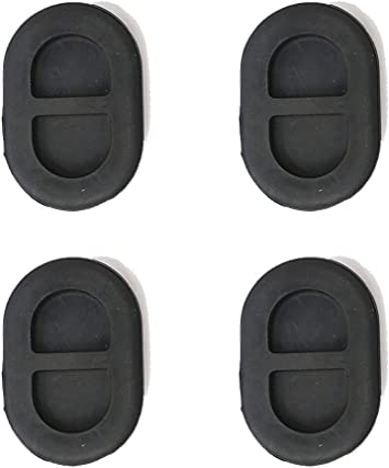 3 Pack Jeep Wrangler JK rear floor pan body plug 55397226AA 2007-2013
