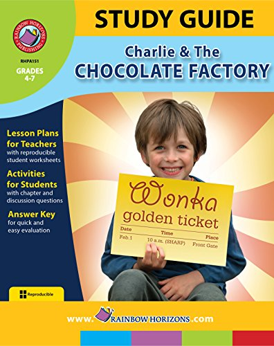 Study Guide - Charlie & the Chocolate Factory