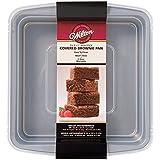 Square Baking Pan, Recipe Right, Non Stick, Covered, 22.9cm (9in)