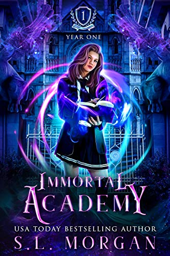 Immortal Academy: Year One by [Morgan, S.L.]