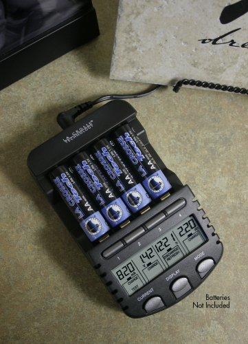La Crosse Technology BC700-CBP Alpha Power Battery Charger by La Crosse Technology (Image #2)