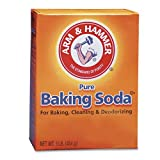 Arm & Hammer CDC 84104 16 oz Pure Baking Soda
