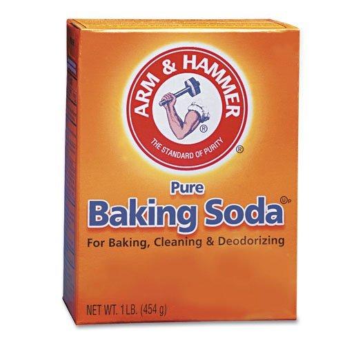 Arm & Hammer CDC 84104 16 oz Pure Baking Soda