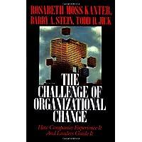 Challenge of Organizational Change