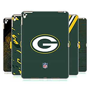 Official NFL Green Bay Packers Logo Soft Gel Case for Apple iPad Pro 9.7 from Head Case Designs