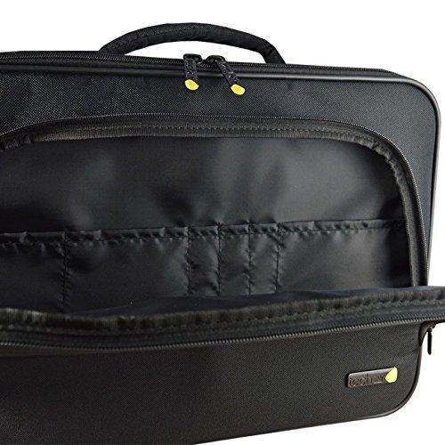 Laptops techair Black Laptop Black Inch 18 for Bag techair f8qxxwFH