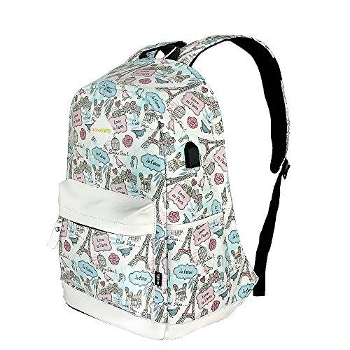 Backpack JOYELIFE Lightweight Resistant College