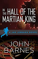 In the Hall of the Martian King (Jak Jinnaka Book 3)