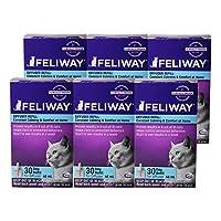 Recambio de difusor enchufable Ceva Feliway, 48 ml, paquete de 6