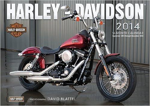 Harley-Davidson 2014 September 2013 through December 2014 16 Month Calendar