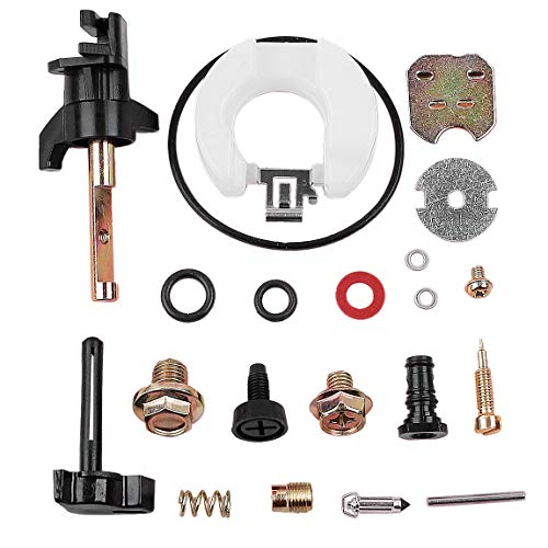 Cheap Haishine Carburetor Carb Repair Rebuild Kit Fit Honda GX200 GX160 GX120 5.5HP 6.5HP 168F 170F Engine Motor Generator Trimmer