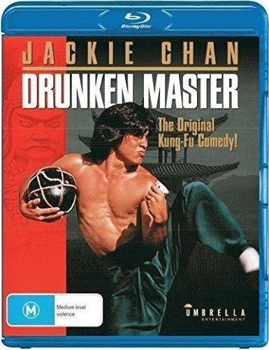 Drunken Master [Blu-ray] (Jackie Chan Legend Of The Drunken Master)
