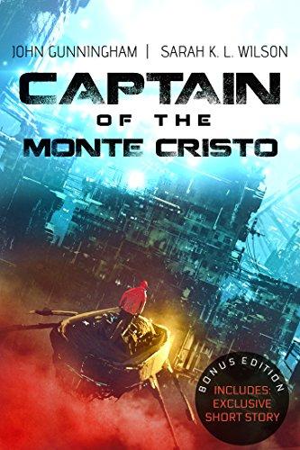 Captain of the Monte Cristo (Classic Re-Tellings Book 1)