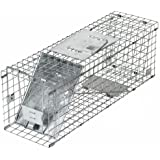 Woodstream 1088 Cage Trap, Collapsible, Medium