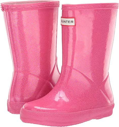 Hunter Kids First Classic Starcloud Arcade Pink Rubber 7/8 M US Infant -
