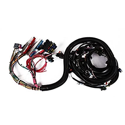 amazon com 1999 2004 corvette wiring harness automotive cadillac with corvette motor 2004 corvette engine wiring #36