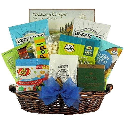 Gourmet Sugar Free: Diet & Health Gift Basket