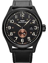 Glycine kmu GL0133 Mens automatic-self-wind watch