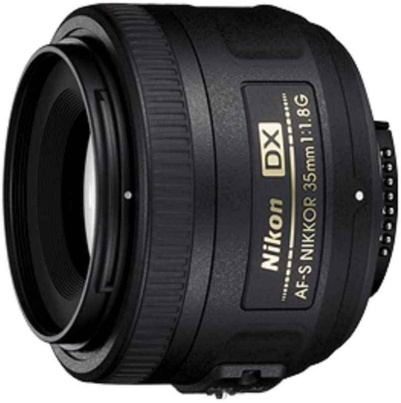 Nikon 35mm f/1.8G: (Best walk around lens for Nikon DX)
