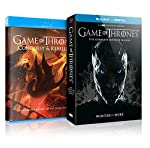 Cover Image for 'Game of Thrones: S7 (Conquest&Rebellion + Blu-Ray)'
