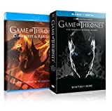 Buy Game of Thrones: S7 (Conquest&Rebellion + Blu-Ray)