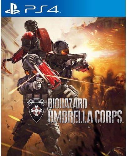 Resident Evil Biohazard: Umbrella Corps [Importación HK]: Amazon ...