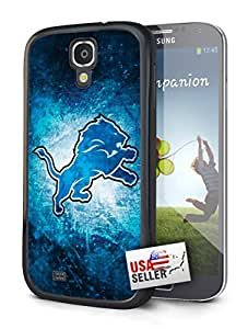Detroit Lions Single Cell Phone Hard Protection Case for Samsung Galaxy S5 by Maris's Diary