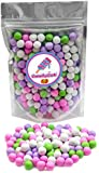 Jelly Belly Chocolate Dutch Mints 1lb (1 pound ) in resealable stand-up bag