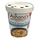 organic freeze dried garlic - Aahana's Vegan Khichri/Kitchari Sprouted Quinoa -Gluten Free, Low Glycemic, Made with Organic ingredients (4)