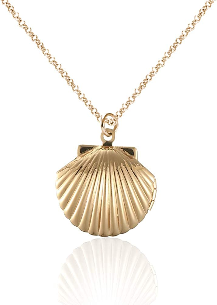 BLING 3D Shell Necklace...