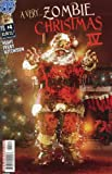 A Very Zombie Christmas #4 Comic Book - Antarctic Press
