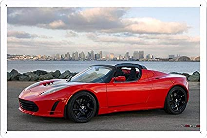 8x12 inches A-CAR07220 Automobile Car Vehicle Metal Poster Plate Tin Sign by Jake Box