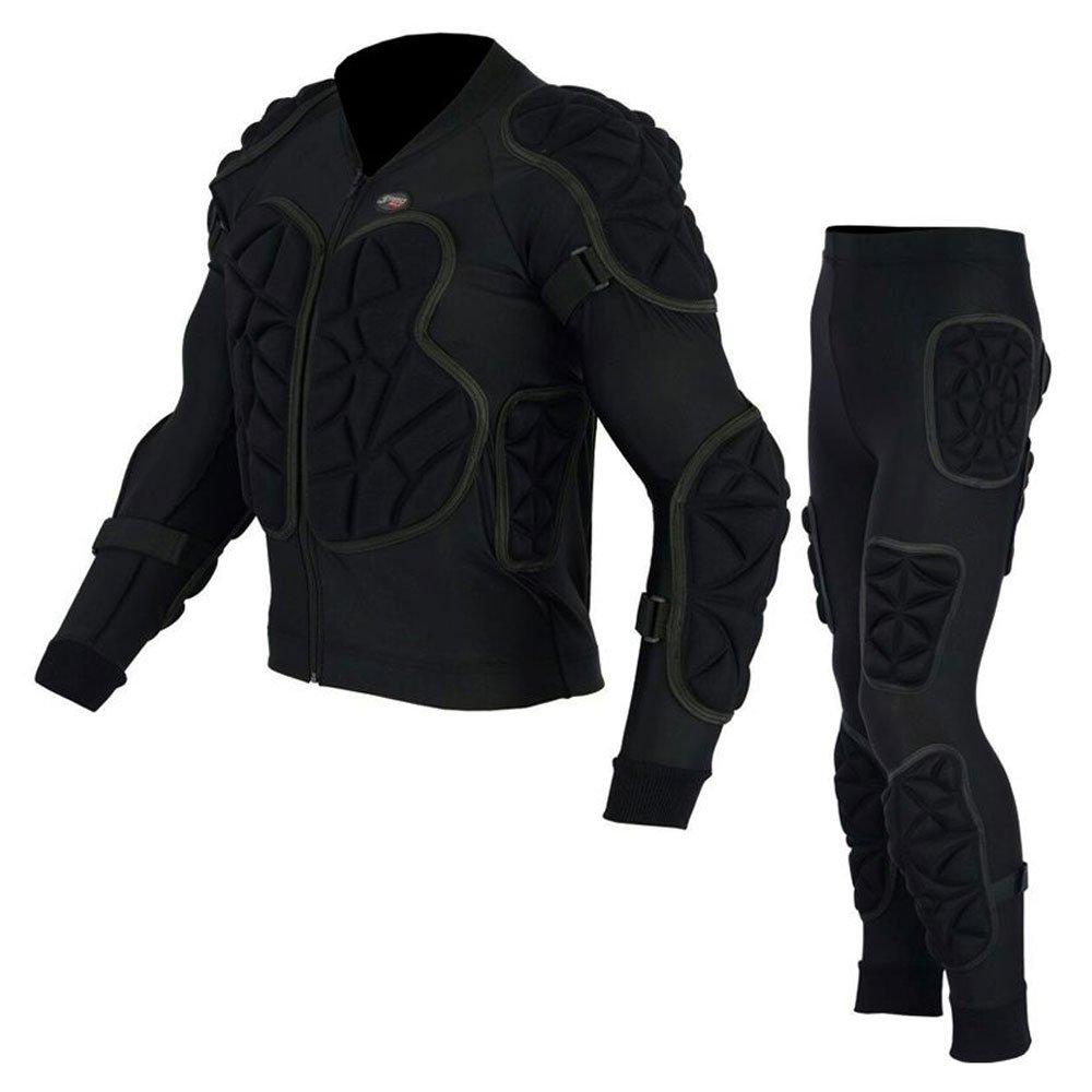 Protezione per la colonna vertebrale imbottita per proteggere la colonna vertebrale SPEED MAXX LTD Body Armour CE S