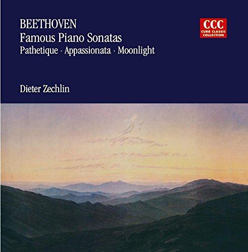 BEETHOVEN: Piano Sonatas (Famous Piano Sonatas)