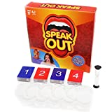 HeaHap Speak Out Game Family Gift Party Board Game Christmas Gift