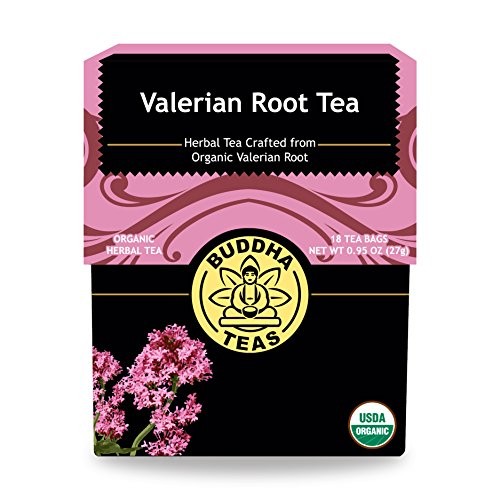 Organic Valerian Root Tea Caffeine