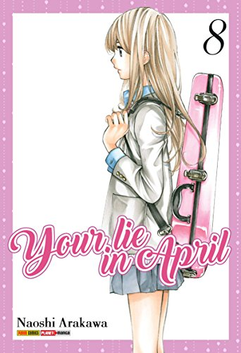 Your Lie in April - Volume 8