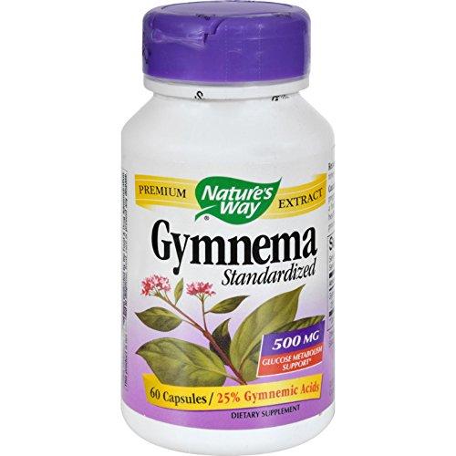 Nature's Way Gymnema Standardized - 60 (Gymnema Standardized 60 Capsules)