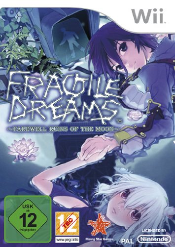 Fragile Dreams: Farewell Ruins of the Moon - - Fragile Dreams Wii
