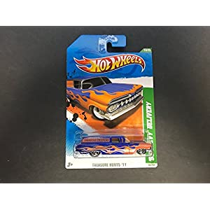 '59 CHEVY DELIVERY Hot Wheels 2011 TREASURE HUNT 15 of 15