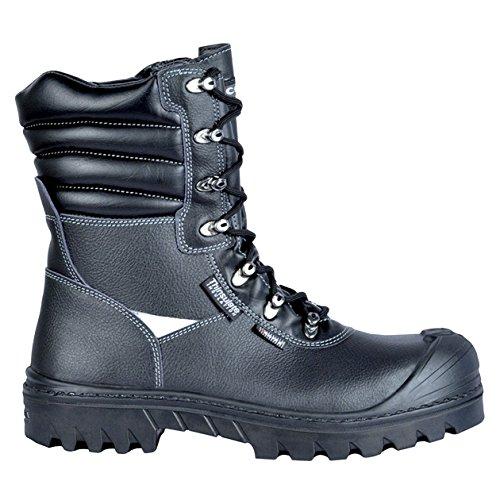 Cofra New Ciad Uk S3 Ci Hro SRC Paire de Chaussures de sécurité Taille 44 Noir