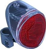 キャットアイ(CAT EYE) セーフティライト [TL-SLR200] ソーラーパワー 自動点灯消灯 JIS規格適合リフレクター リア用