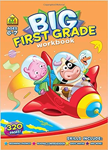 Buy Big First Grade Workbook: 1 Book Online at Low Prices in India ...