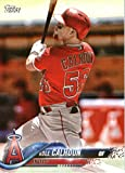 2018 Topps Factory Team Sets Los Angeles Angels #A-7 Kole Calhoun Los Angeles Angels Baseball Card