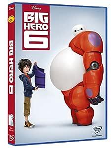 Big Hero 6 [DVD]